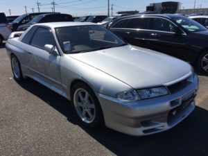1994 Nissan Skyline R32 GT-R Tommy Kaira Special Edition right front