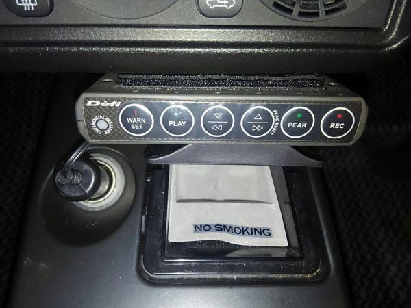 2004 Mitsubishi Lancer EVO 8 MR DEFi gauge controller