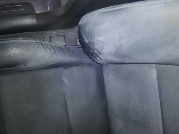2004 Mitsubishi Lancer EVO 8 MR back seat