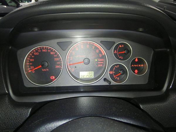 2004 Mitsubishi Lancer EVO 8 MR odometer