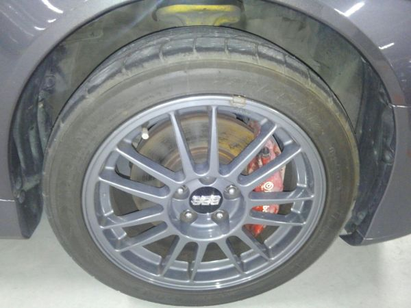 2004 Mitsubishi Lancer EVO 8 MR wheel 4