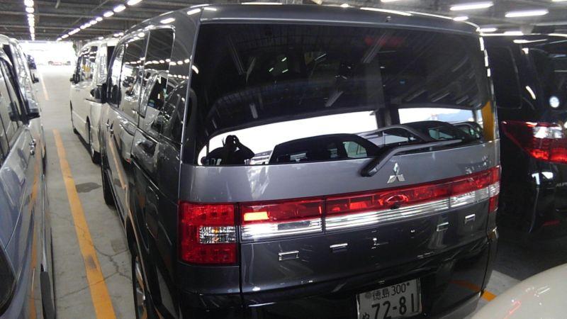 2014 Mitsubishi Delica D5 petrol CV5W 4WD G Power package rear 2