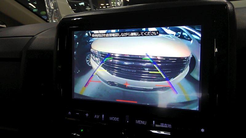 2014 Mitsubishi Delica D5 petrol CV5W 4WD G Power package reversing camera