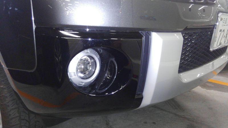2014 Mitsubishi Delica D5 petrol CV5W 4WD G Power package spotlight 2