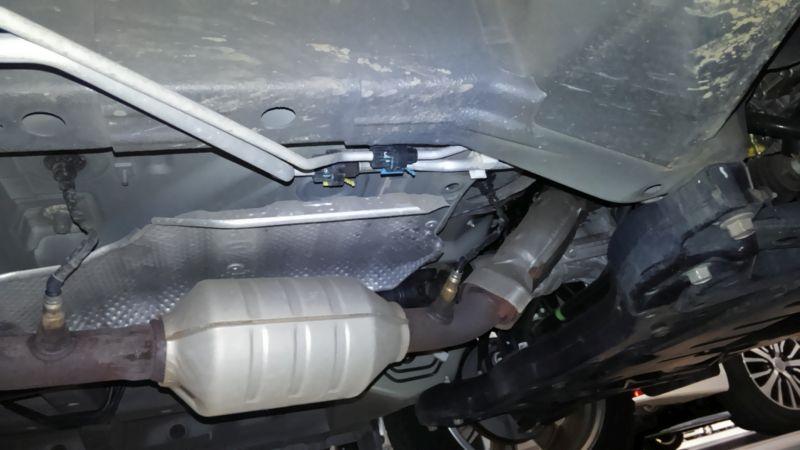 2014 Mitsubishi Delica D5 petrol CV5W 4WD G Power package underbody 6