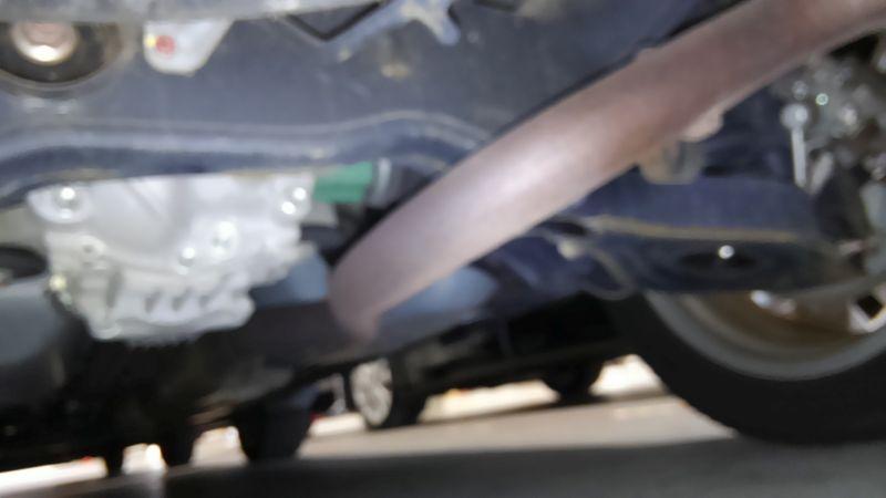 2014 Mitsubishi Delica D5 petrol CV5W 4WD G Power package underbody
