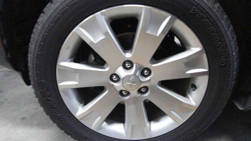 2014 Mitsubishi Delica D5 petrol CV5W 4WD G Power package wheel 2