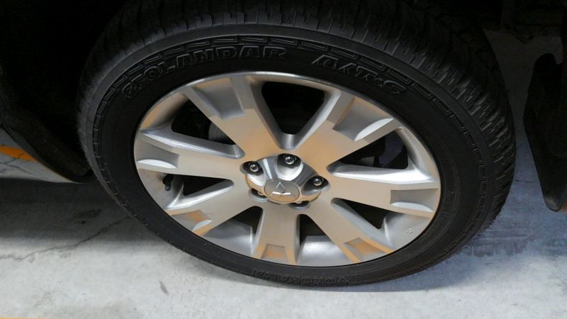 2014 Mitsubishi Delica D5 petrol CV5W 4WD G Power package wheel