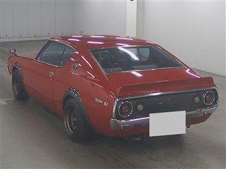 1976 NISSAN SKYLINE GT-X 2