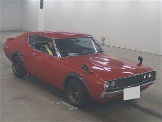 1976 NISSAN SKYLINE GT-X