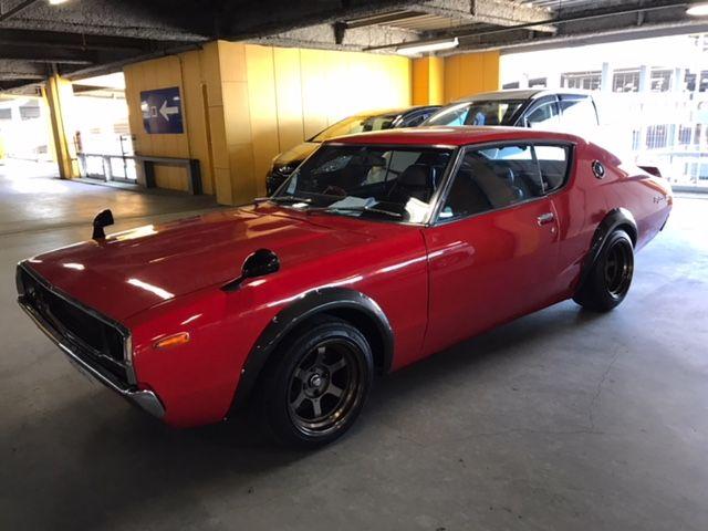 1976 Nissan Skyline GT-X 1