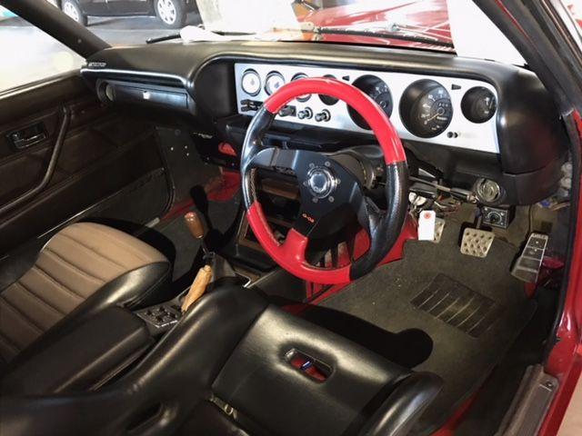1976 Nissan Skyline GT-X 7
