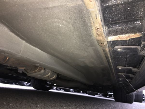 1999 Nissan Skyline R34 GT-R VSpec black underbody 2