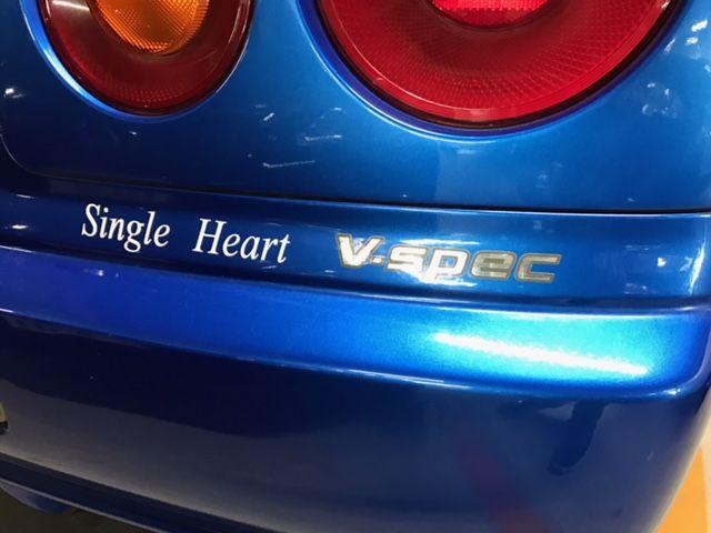 1999 Nissan Skyline R34 GT-R VSpec emblem