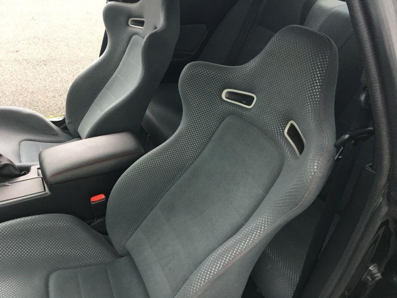 1999 Nissan Skyline R34 GT-R VSpec left front seats