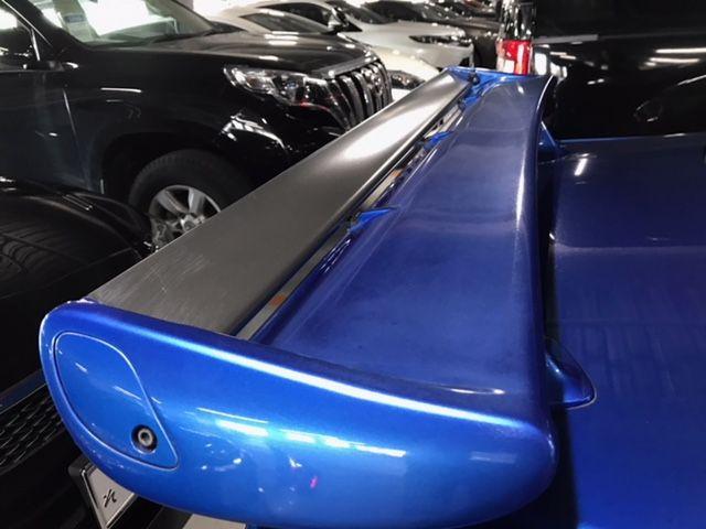 1999 Nissan Skyline R34 GT-R VSpec rear spoiler
