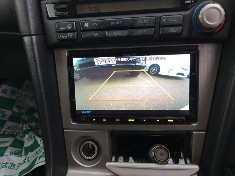 1999 Nissan Skyline R34 GT-R VSpec reversing camera