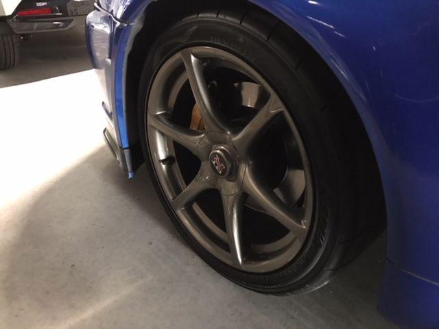 1999 Nissan Skyline R34 GT-R VSpec wheel 4