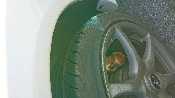 2000 Nissan Skyline R34 GTR VSpec wheel
