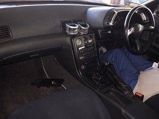 1990 Nissan Skyline R32 GT-R auction interior