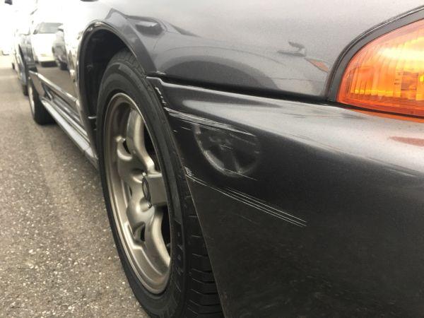 1990 Nissan Skyline R32 GT-R scratch