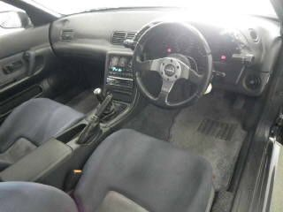 1993 Nissan Skyline R32 GT-R VSpec interior