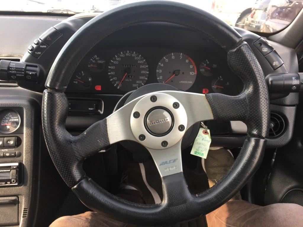 1993 Nissan Skyline R32 GT-R VSpec steering wheel