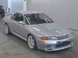 1994 Nissan Skyline R32 GT-R Series 3 auction front