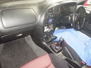 2000 Mitsubishi Lancer EVO 6 TME auction interior