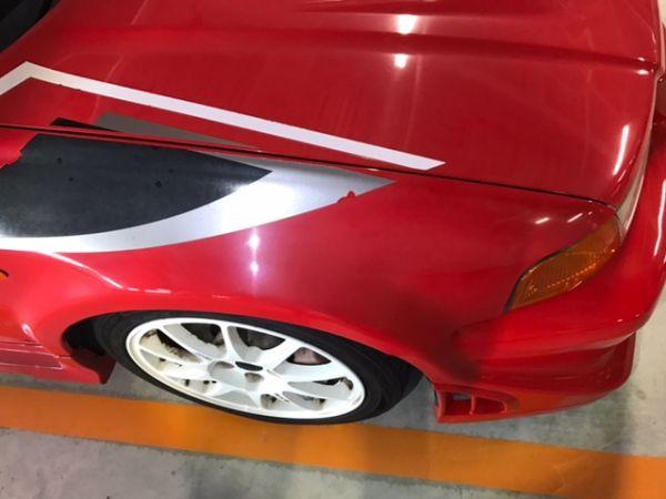 2000 Mitsubishi Lancer EVO 6 TME decal