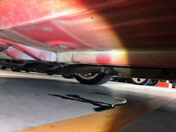 2000 Mitsubishi Lancer EVO 6 TME underbody 6