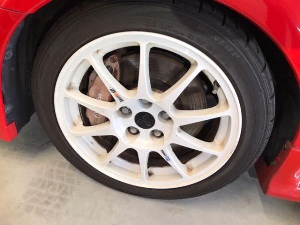 2000 Mitsubishi Lancer EVO 6 TME wheel 2