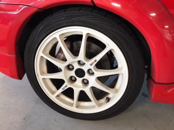2000 Mitsubishi Lancer EVO 6 TME wheel 4