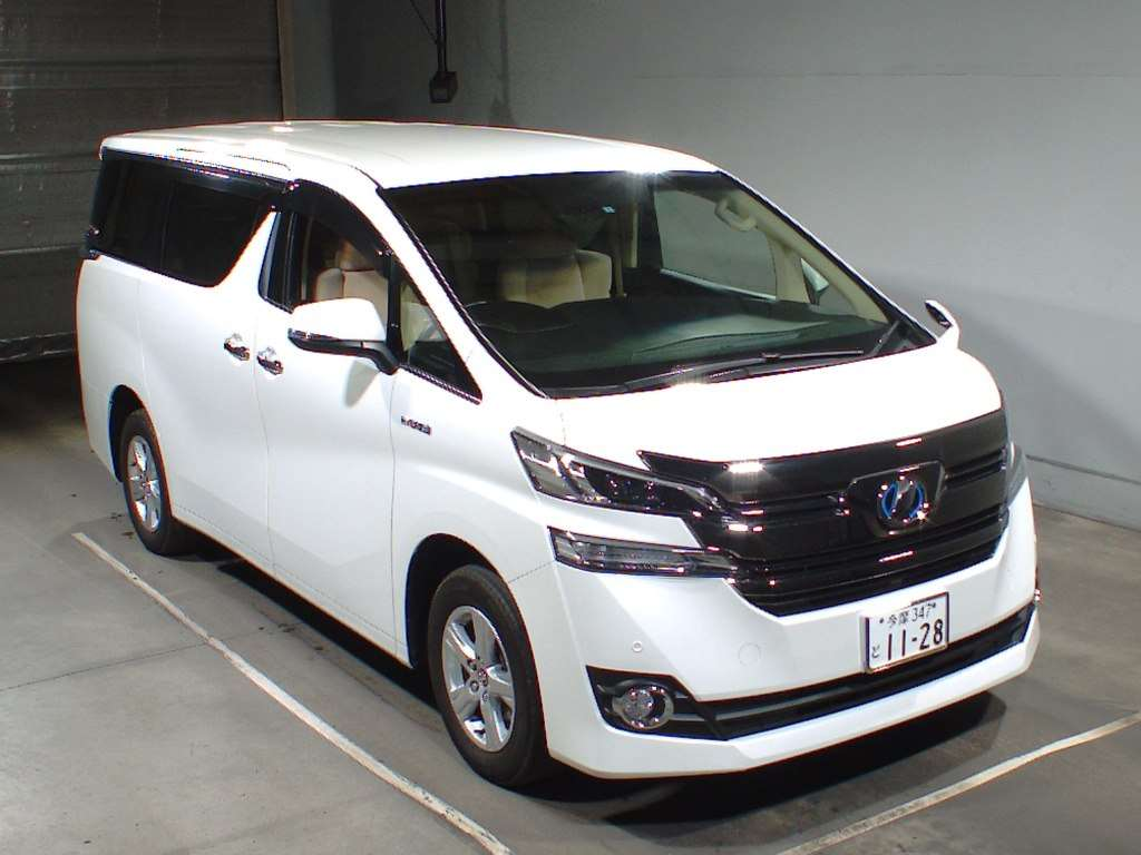 Up to $10,000 OFF Toyota Alphard and Vellfire Hybrid Prices