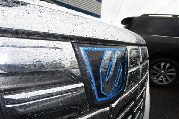 2015 Toyota Alphard Hybrid G Package 4WD 2.5L emblem
