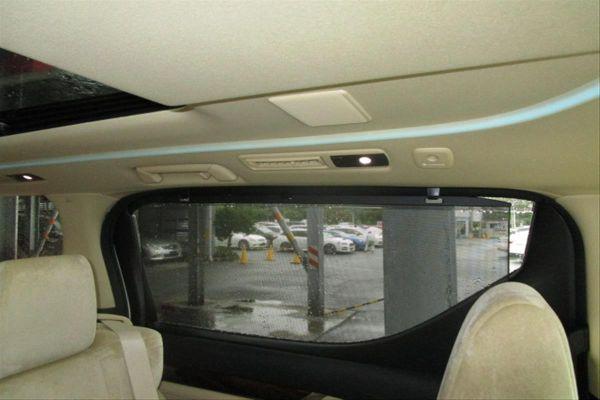 2015 Toyota Alphard Hybrid G Package 4WD 2.5L window