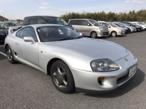 1993 Toyota Supra GZ AEROTOP Twin Turbo right front