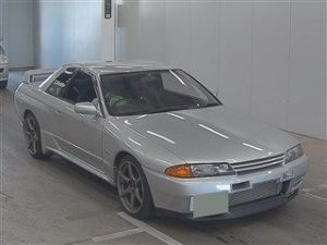 1994 Nissan Skyline R32 GTR VSpec II auction front