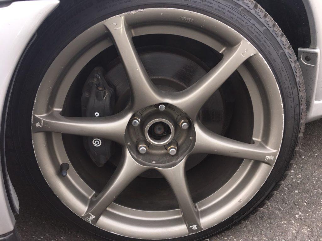 1994 Nissan Skyline R32 GTR VSpec II wheel 2