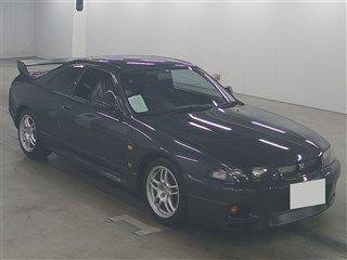 1996 NISSAN SKYLINE R33 GTR VSPEC 1
