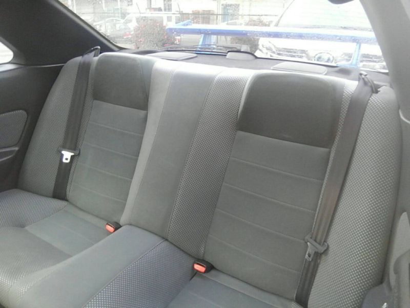 1999 Nissan Skyline R34 GT-R VSpec TV2 Bayside Blue rear seat 2
