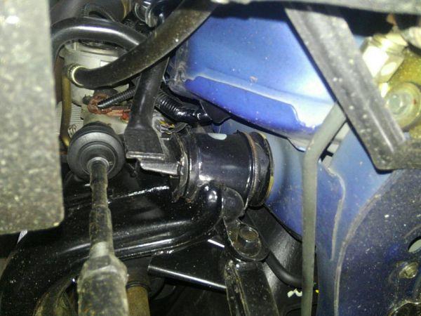 1999 Nissan Skyline R34 GT-R VSpec TV2 Bayside Blue underbody 5