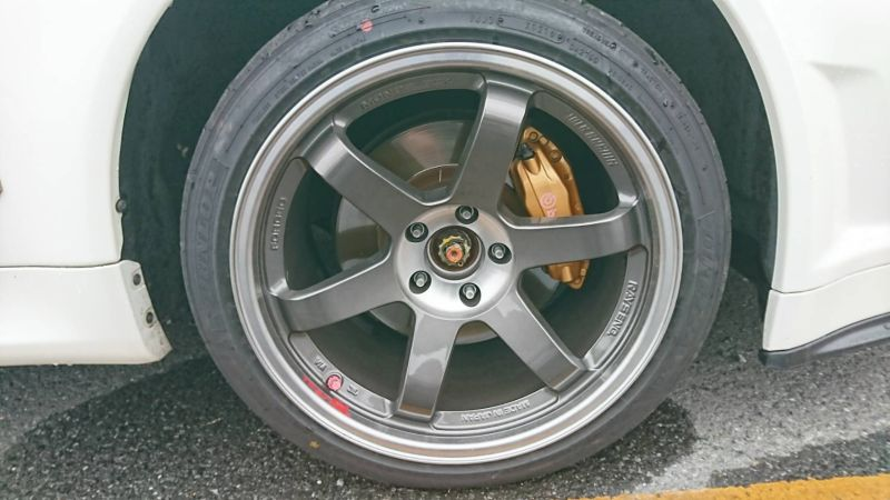 2001 Nissan Skyline R34 GT-R wheel