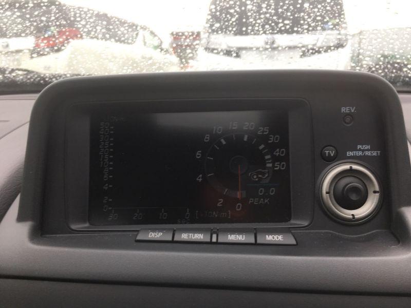 2002 Nissan Skyline R34 GT-R VSpec 2 TV screeb