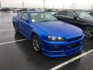 2002 Nissan Skyline R34 GT-R VSpec 2 right front