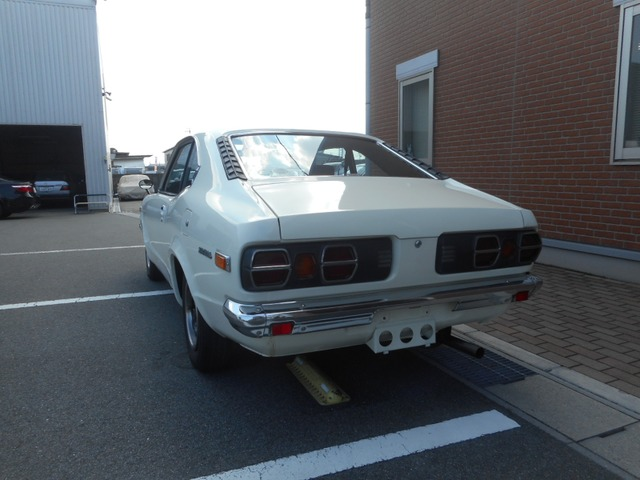 1976 Mazda RX 3 Savanna rear