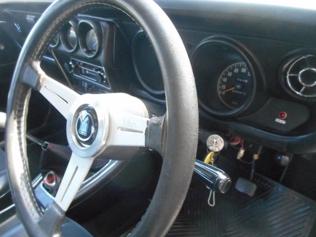 1976 Mazda RX 3 Savanna steering wheel