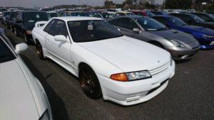 1994 Nissan Skyline R32 GT-R 25