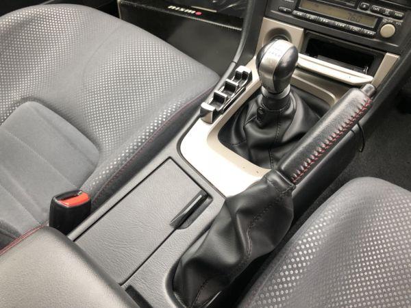 1999 Nissan Skyline R34 GTR VSpec Bayside Blue shift