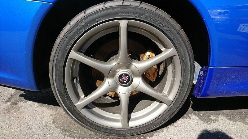 2001 Nissan Skyline R34 GT-R VSpec 2 wheel 3